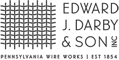 Darby Wire Mesh Logo