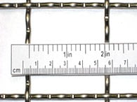 "2"" x 2 "" Clear Opening or Space (.125"" Dia. Wire)"