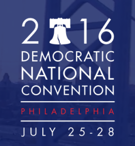 2016 DNC in Philadelphia source: demconvention.com