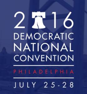 2016 DNC in Philadelphia source: demconvention.com