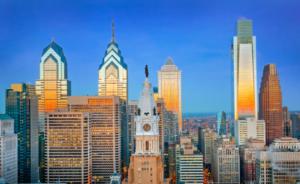 Philadelphia Skyline, source: visitphilly.com