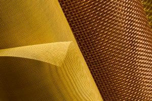 Brass and Copper Wire Mesh