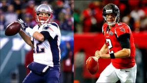 Super Bowl LI: Patriots Vs. Falcons
